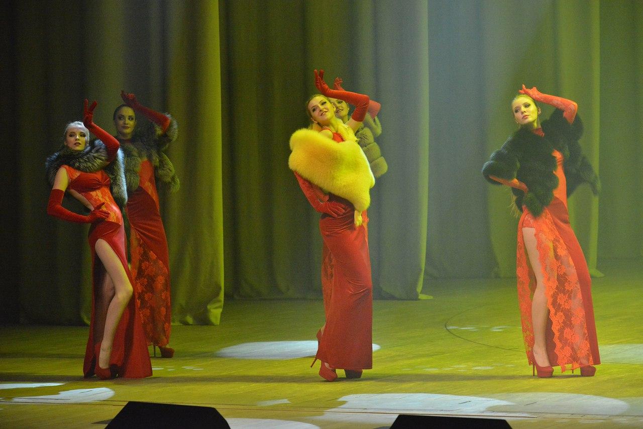 Театр моды пантера белгород фото